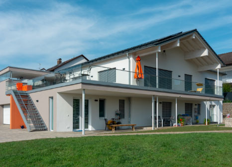 Albausanierung, modernisierung, anbau, erweiterung, balkon