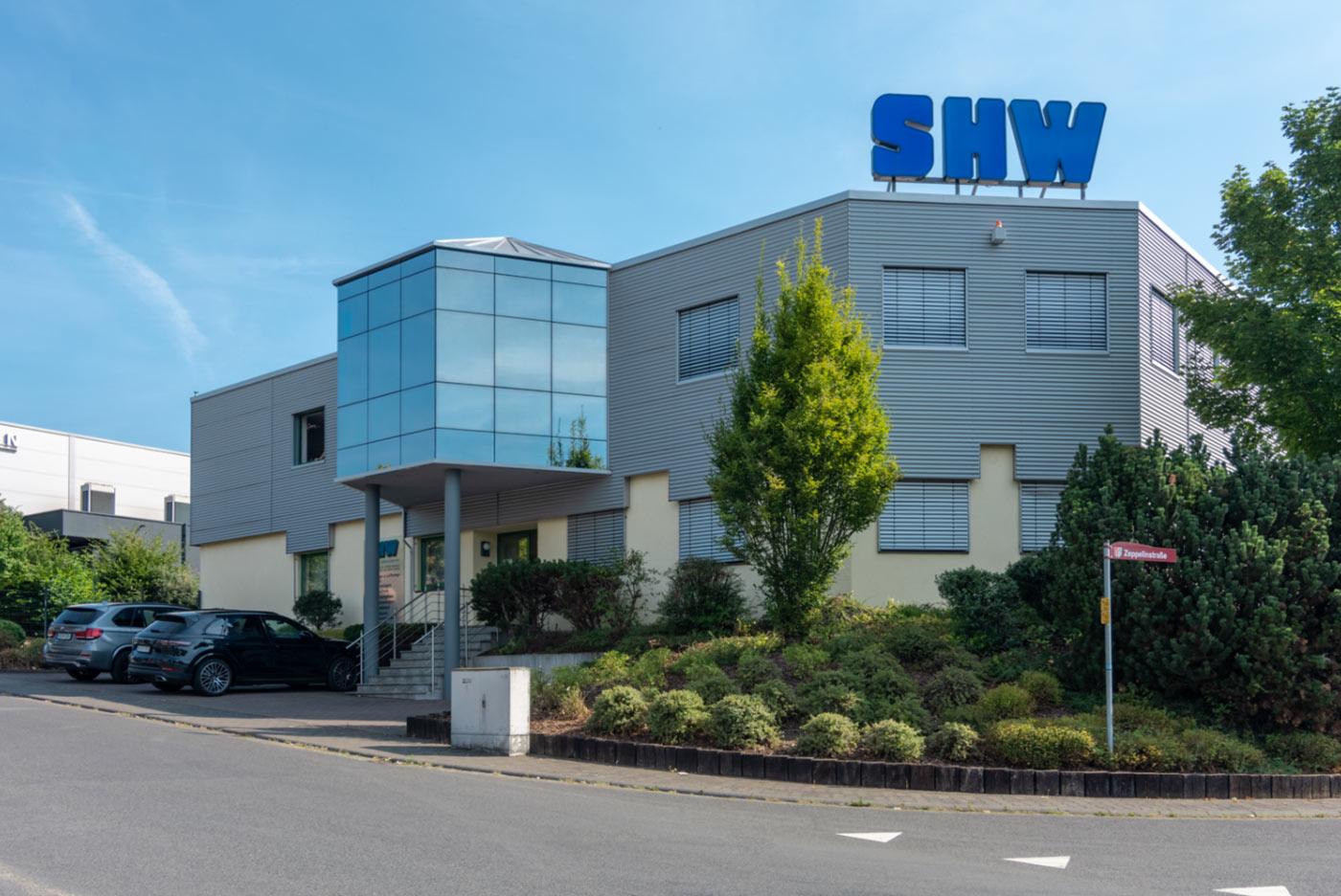 shw, Firmengebäude, Bürogebäude, Büros, Firma, Haibach