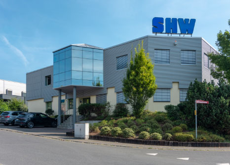 Firmengebäude, Geschäftsgebäude, Firmensitz, Konzerngebäude