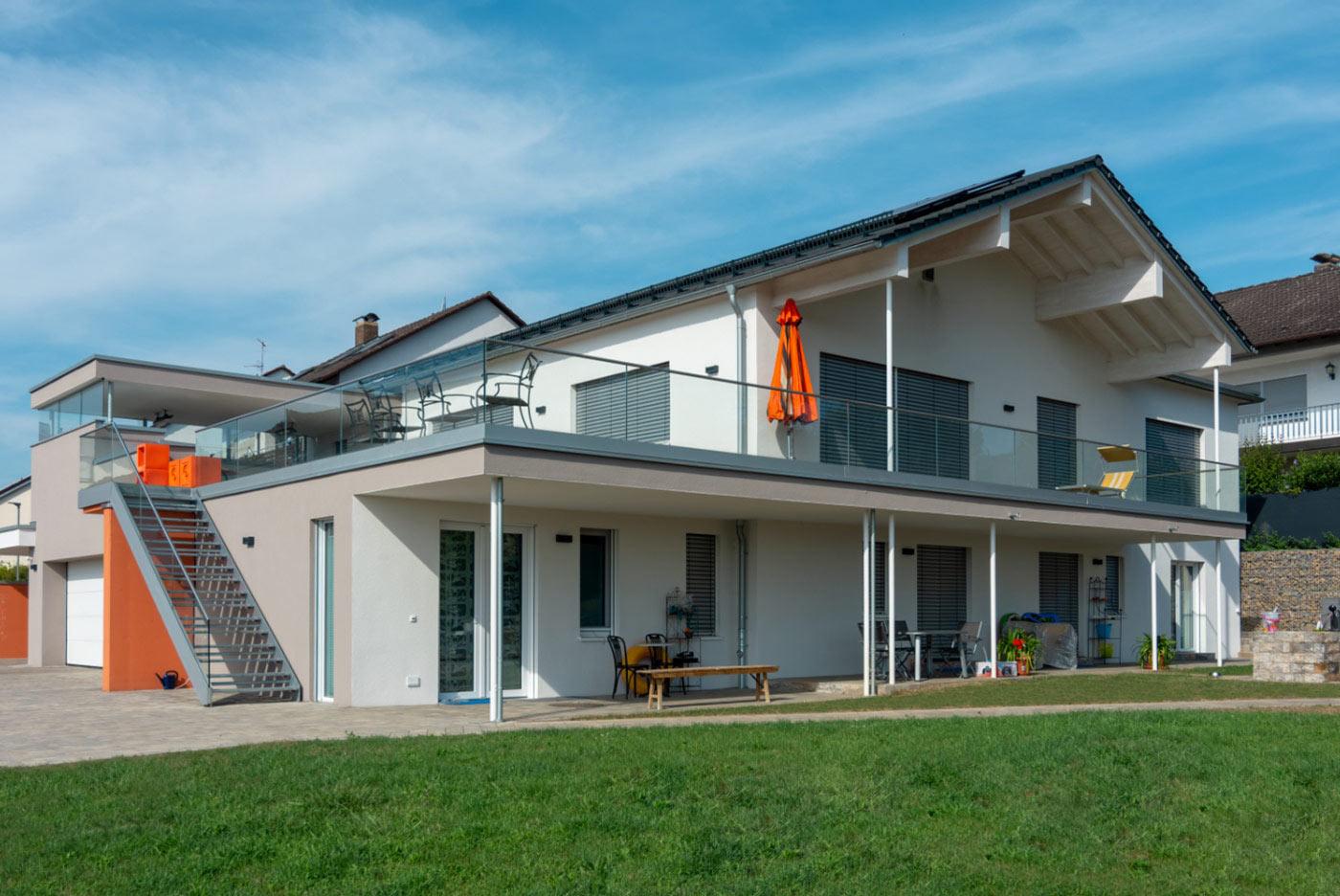 Theo, Albert Bau, Referenzen, Waldaschaff, bauen, Einfamilienhaus